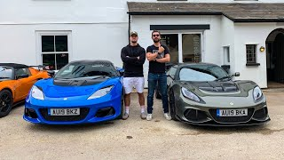 The Race To Drive A Hypercar!