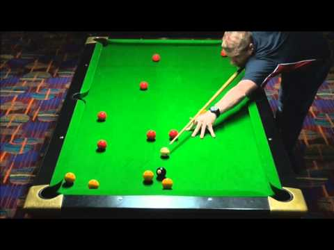 Mick Hill v Chris Beagley | FINAL | Darwin Open 8 Ball 2016
