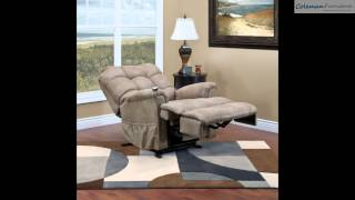 5500 Series Wall-a-way Reclining Lift Chair Collection From Med-lift