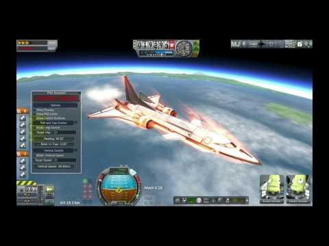 Kerbodyne Flight Engineering: Ibis Part 3