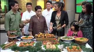 Lasang Pinoy: Noche Buena Dinner