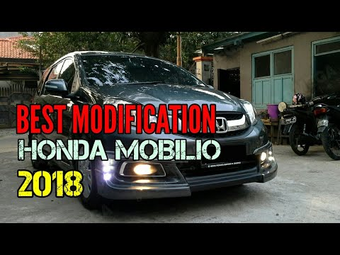 Best Modification Honda Mobilio 2018 Best Modification Car 2018
