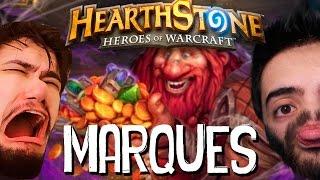Hearthstone X1 Contra Marques Zero Paladino Naxxramas