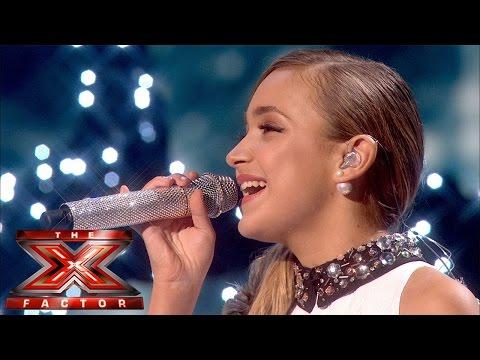 Lauren Platt sings Swedish House Mafias Dont You Worry Child   Week 8  The X Factor UK 2014