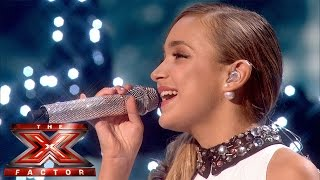 Lauren Platt sings Swedish House Mafia