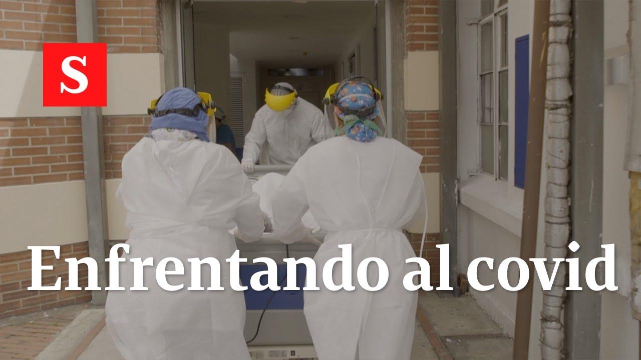 Alerta en Bogotá: así se vive la crisis del coronavirus desde una UCI    Revista Semana