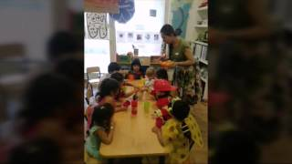 Halloween fun at Blossom Early Learning Center