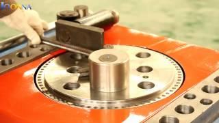 Automatic steel bar bender,steel bar bending machine,rebar bender,rebar bending machine
