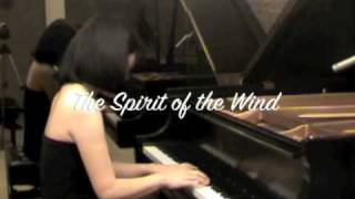 The Spirit of the Wind : Work & Piano by Yoshie Kubota(ASCAP) Recor...