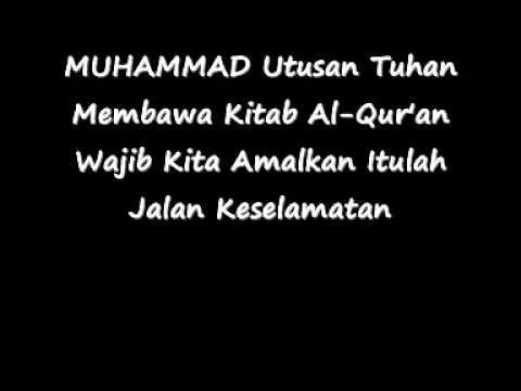 Allah Yg Kucinta (Lirik).wmv