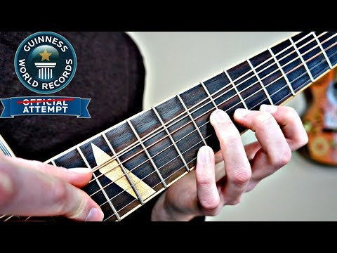 Download Youtube: WORLDS HARDEST GUITAR RIFF