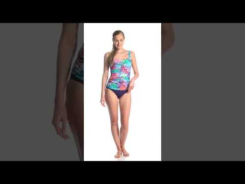 Profile By Gottex Song Bird Tankini Top