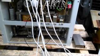 ВБСК 10 кВ(Проверка работоспособности выключателя ВБСК (г. Минусинск) рабочее напряжение 10 кВ с вакуумными камерами..., 2015-12-30T14:27:06.000Z)