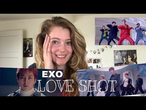 Free Download Videos of EXO - LOVE SHOT MV REACTION (first