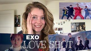 kpop reactions