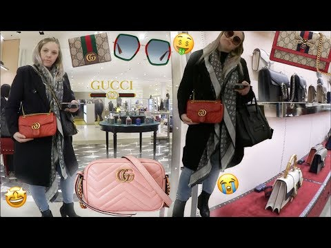 GUCCI Luxury Shopping Vlog ♡Vancouver & Toronto♡