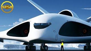 10 เครื่องบินแห่งอนาคตที่ทุกคนจะต้องทึ่ง (มีว้าวแน่นอน)