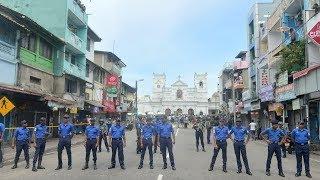 Death toll from Sri Lanka blasts rises to 215