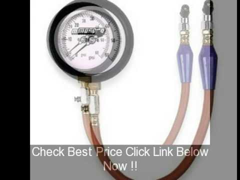 Review Moroso 89562 Pro Series Tire Pressure Gauge, 0-60 PSI