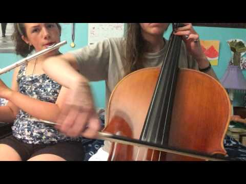 Smooth Criminal (cello and flute cover)