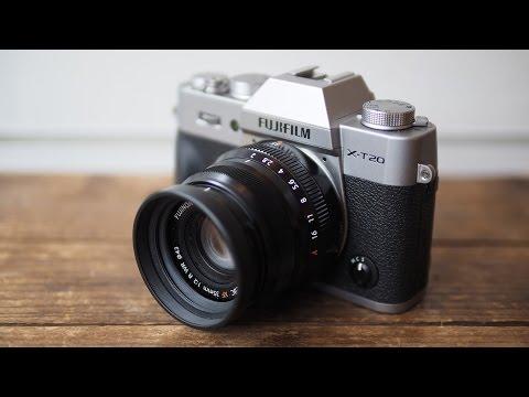 Fujifilm XT20 review - | Cameralabs