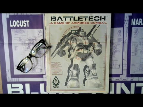 Battletech: A Game of Armored Combat Intro |