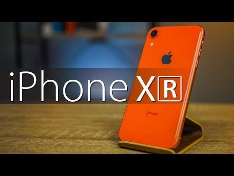 Три недели с IPhone XR на две симкарты