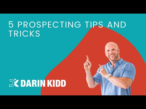 Network Marketing Prospecting Training — 5 Prospecting Tips and Techniques