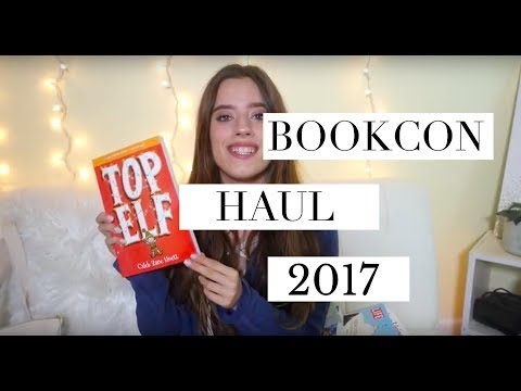 BookExpo/ BookCon Haul 2017: My Experience + Books