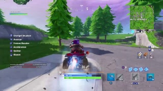 [FORTNITE] AUF AUGMENTE DER COMBAT PASS 'PDC'