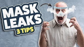 🤯 3 Tips To Improve Your CPAP Mask Seal