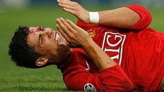Cristiano Ronaldo -[FIGHT] ДРАКИ - Эмоции - Стыковые моменты часть 2
