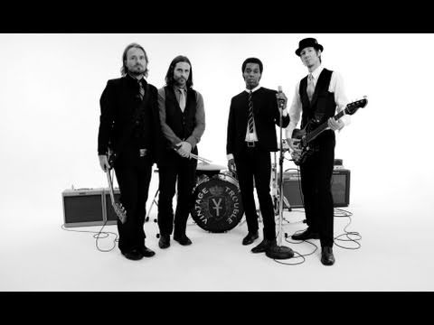 "Vintage Trouble - ""Nobody Told Me"" (Official Music Video)"