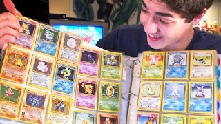 One of Alex CND's most viewed videos: How I Got the COMPLETE Base Set Pokémon Cards for $20!!!