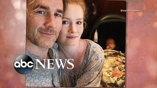 James Van Der Beek pens heartbreaking note about wife's miscarriages