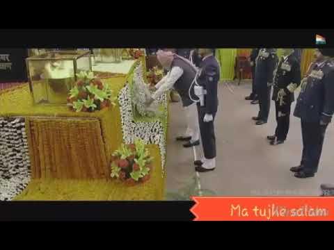 Bandh kafan apne sar per ham dekho veer jwan chale vande vande matrm 2018 whatsapp status video song
