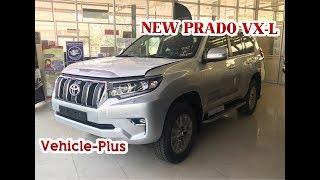 New Toyota Landcruiser Prado Full option In depth Review