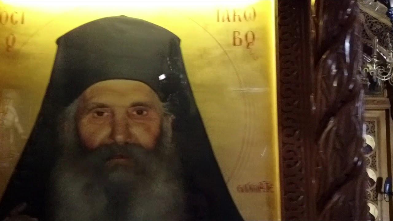 Ιερά Μονή Οσίου Δαυίδ,χιονισμένη