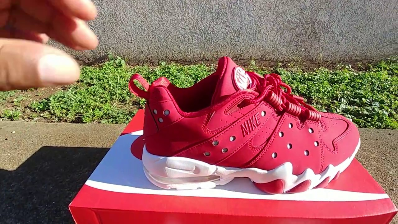 reputable site e1106 35a51 Air Max2 CB 94 Red Low Review