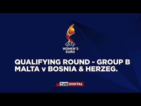 Malta (W) Bosnia-Herzegovina Match Highlights