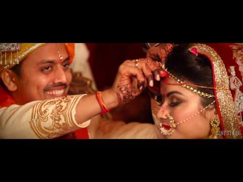 Harsh + Aalisha Wedding Film | Cinestori - The Wedding Pullav
