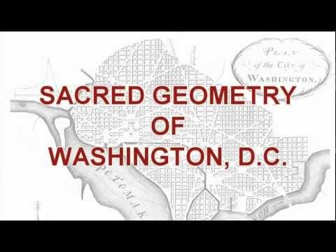 Sacred Geometry of Washington, DC Analyzed