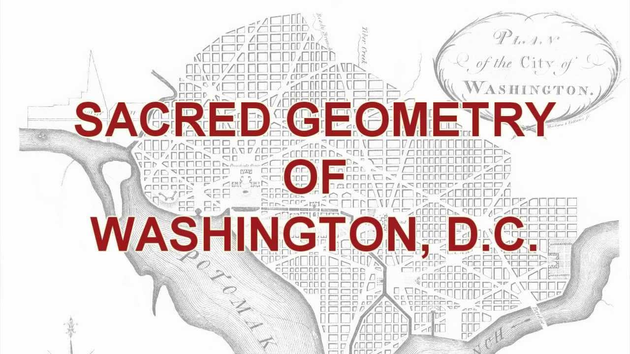 Sacred Geometry Of Washington DC Analyzed YouTube - Washington dc street map hidden symbols