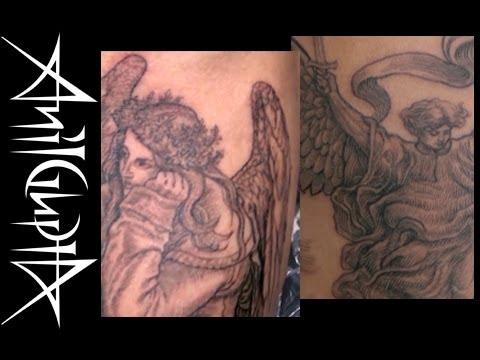 Anil Gupta Tattoo Fine Art Etching 0020 DEC 2013