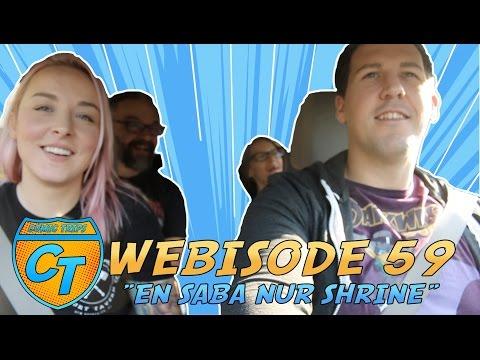 "Comic Trips- Webisode 59: ""En Saba Nur Shrine"""