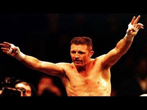 Steve Collins - Celtic Warrior
