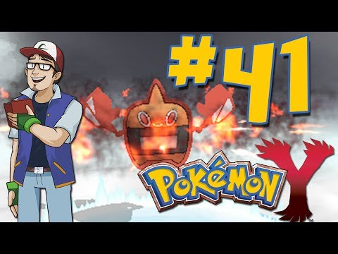 PokéPlay: Pokémon Y - Part 41 - Hot in Here