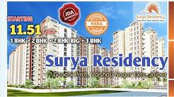 #Surya_Residency Affordable Flats on Gandhi Path West Near Vaishali Nagar Extn. Jaipur