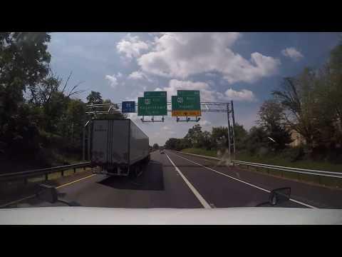 Trucking through Maryland I-81