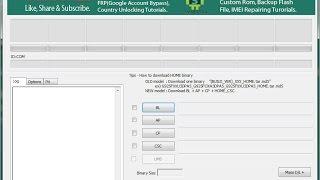 Msm8916 Scatter File Download